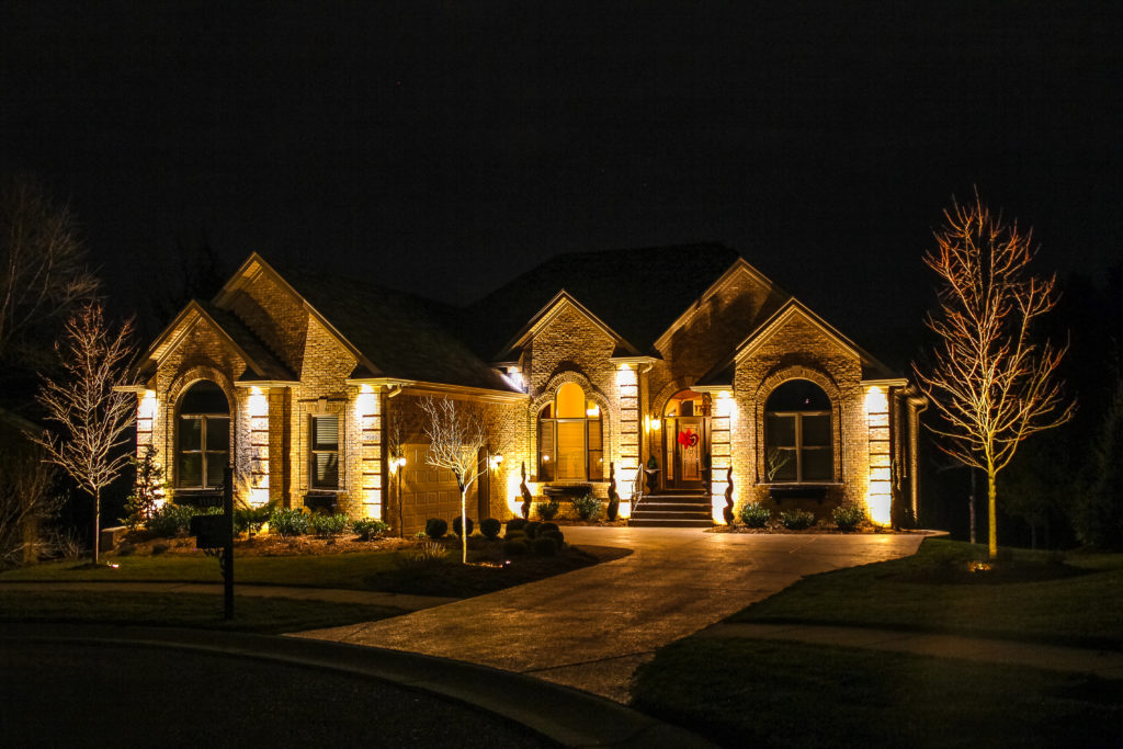 Landscape Lighting Wired And Solar Greenscapes