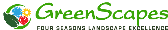 greenscapes logo horizontal