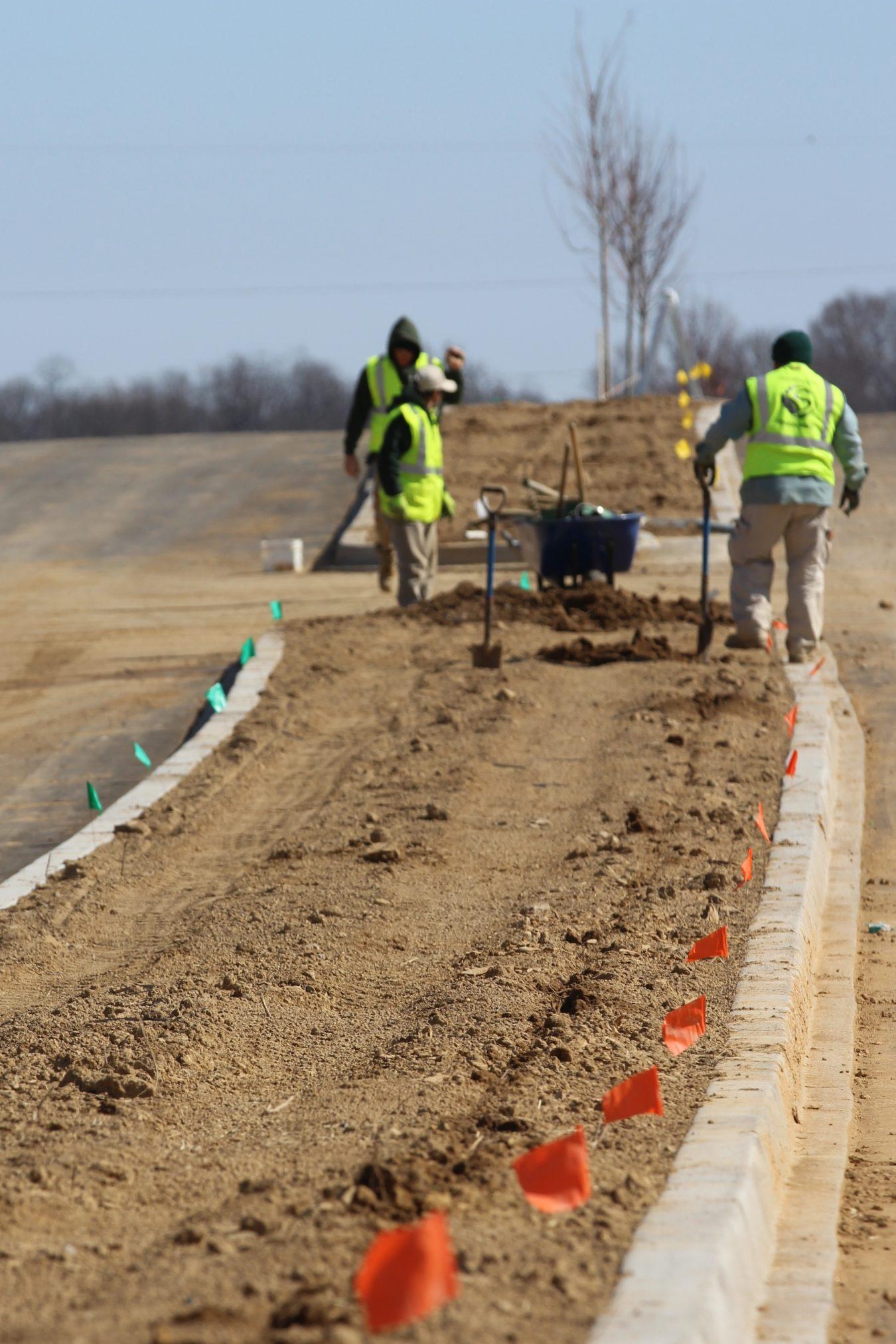 Irrigation GreenScapes crew